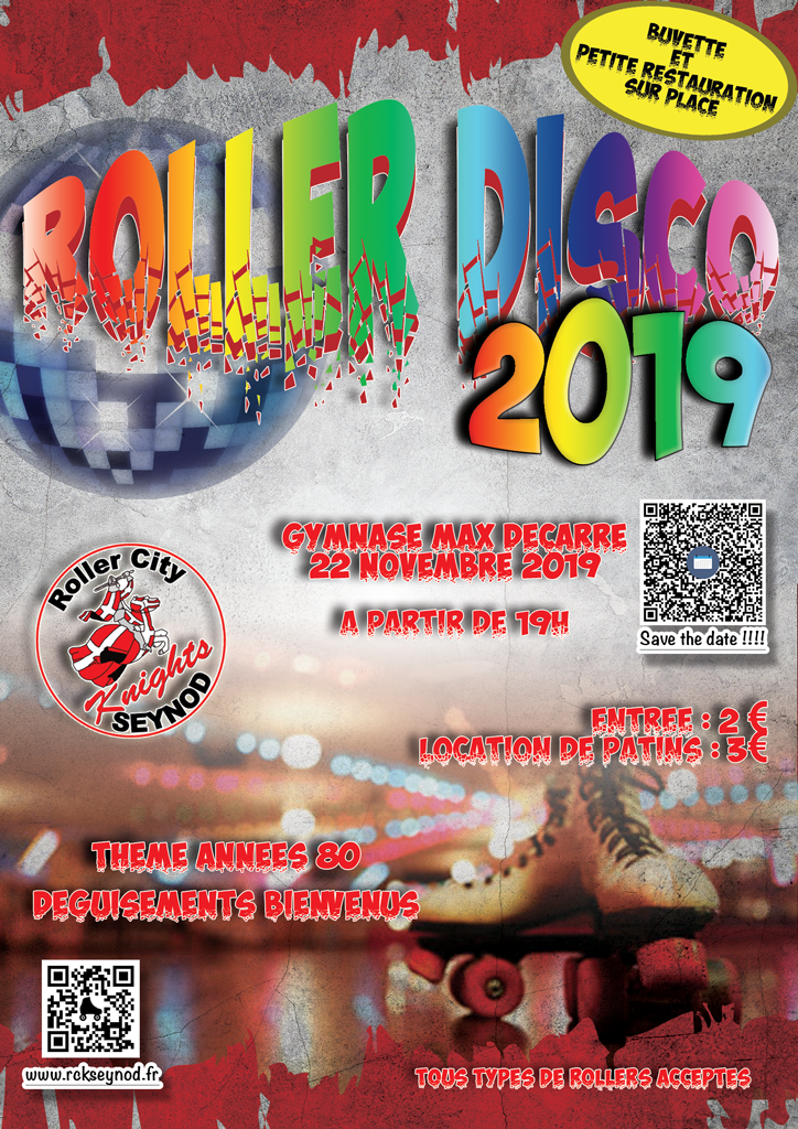 You are currently viewing Roller Disco